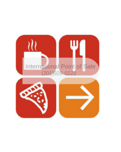 pcAmerica Restaurant Pro Express Version 13 License With Free Remote Install & Training